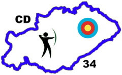 Comité départemental de tir à l'arc de l'Hérault